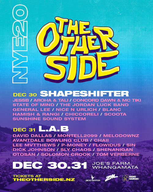 NYE20 The Other Side (R18)