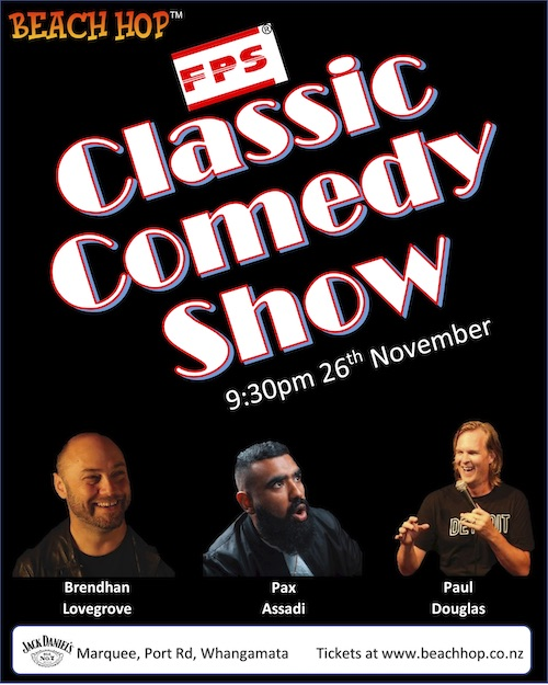 Comedy Night (R18)