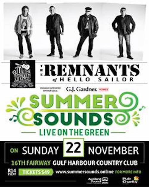SUMMER SOUNDS – Live on the Green
