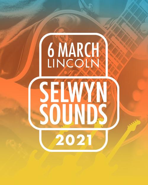 Selwyn Sounds 2021 - Pre Sale