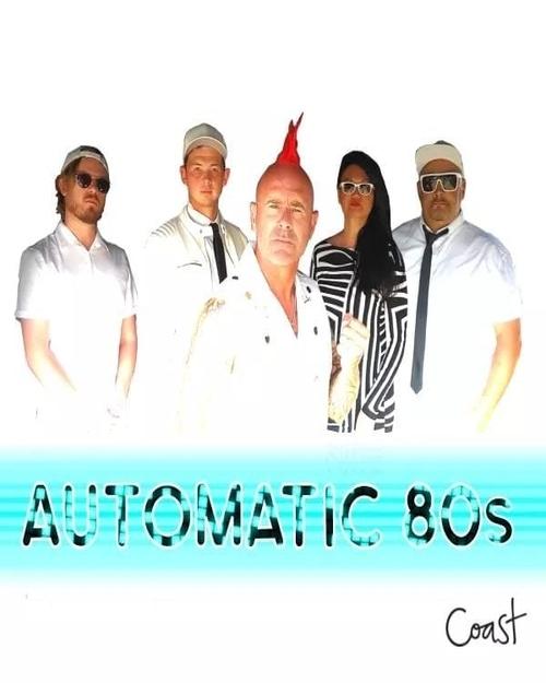 Coast presents Automatic80s Live at Totara St!